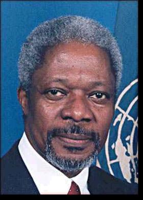 Photo Kofi Annan