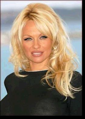 Photo Pamela Anderson