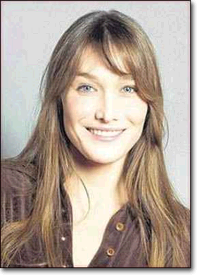 Photo Carla Bruni Sarkozy