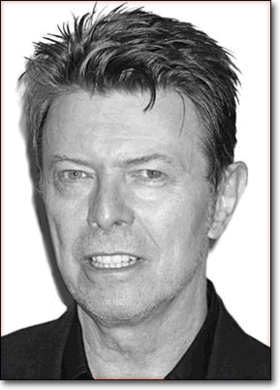 Photo David Bowie