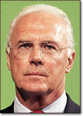 Photo Franz Beckenbauer