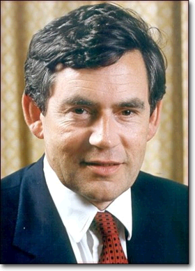 Photo Gordon Brown