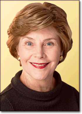 Photo Laura Bush