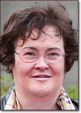 Photo Susan Boyle