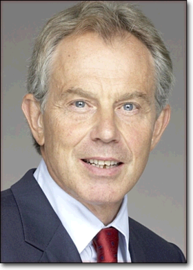 Photo Tony Blair