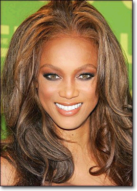 Photo Tyra Banks