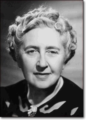 Photo Agatha Christie
