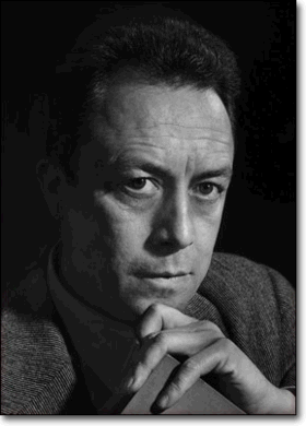 Photo Albert Camus