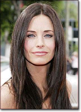 Photo Courteney Cox-Arquette