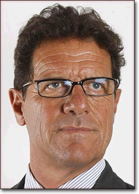 Photo Fabio Capello