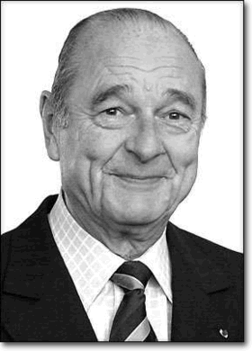 Photo Jacques Chirac