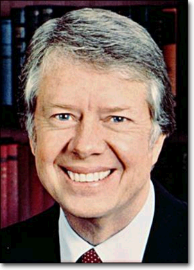 Photo Jimmy Carter