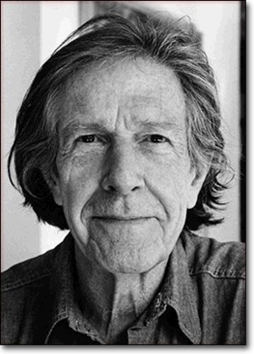 Photo John Cage