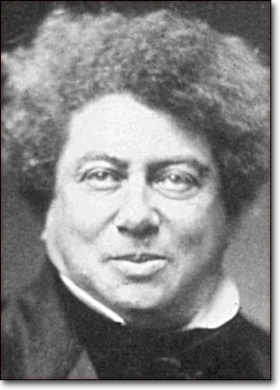Photo Alexandre Dumas Père