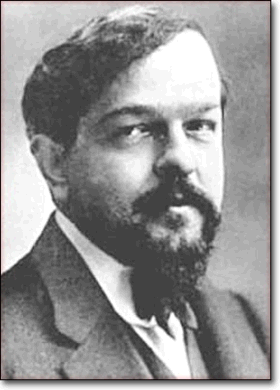 Photo Claude Debussy
