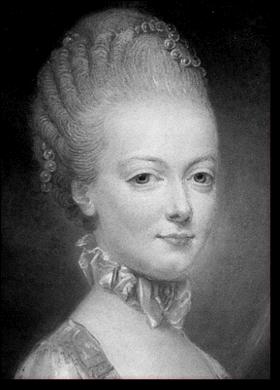 Photo Marie-Antoinette D'Autriche