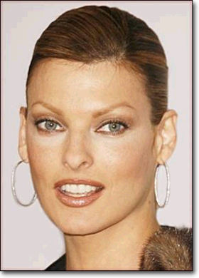 Photo Linda Evangelista
