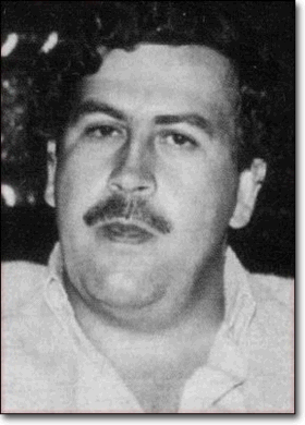Photo Pablo Escobar