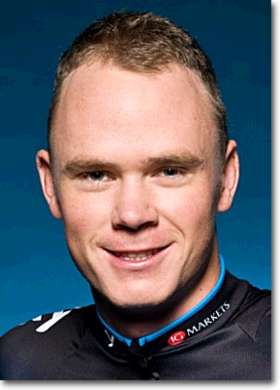 Photo Christopher Froome