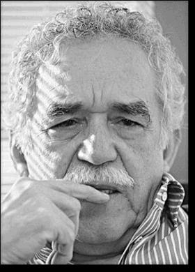 Photo Gabriel Garcia Màrquez