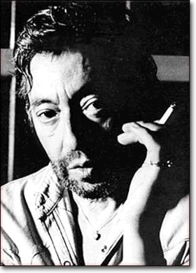Photo Serge Gainsbourg