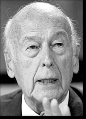 Photo Valery Giscard D'Estaing