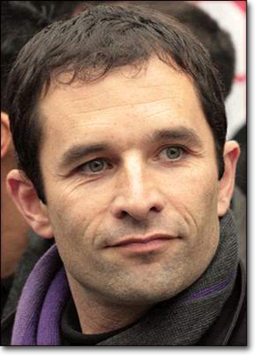 Photo Benoît Hamon
