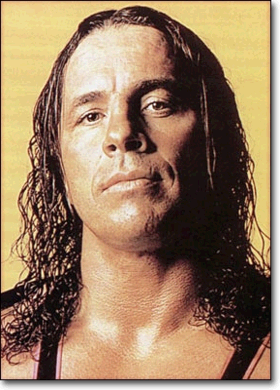 Photo Bret Hart