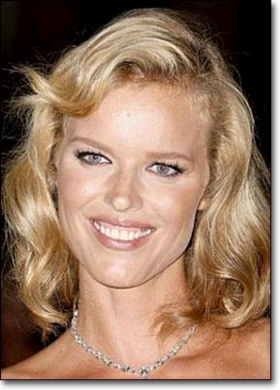 Photo Eva Herzigová