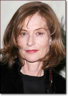Photo Isabelle Huppert