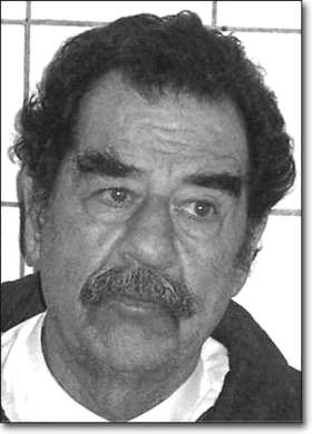 Photo Saddam Hussein