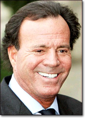 Photo Julio Iglesias