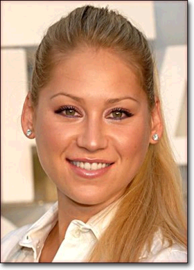 Photo Anna Kournikova