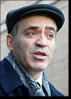 Photo Gary Kasparov
