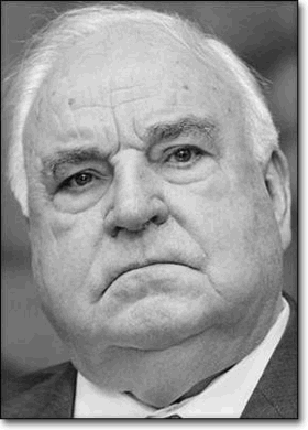 Photo Helmut Kohl