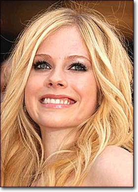 Photo Avril Lavigne