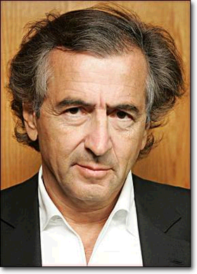 Photo Bernard-Henri Lévy