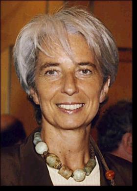 Photo Christine Lagarde