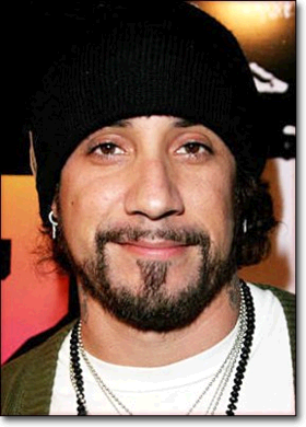 Photo A.J. McLean
