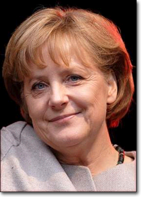 Photo Angela Merkel