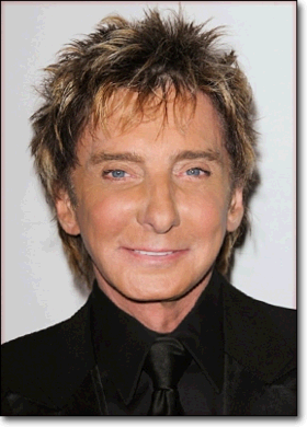 Photo Barry Manilow