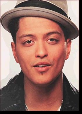 Photo Bruno Mars