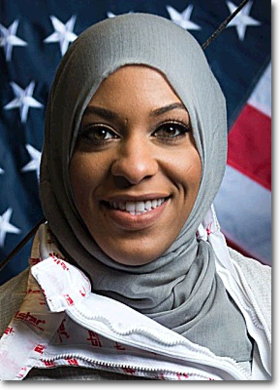 Photo Ibtihaj Muhammad