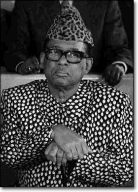 Photo Joseph Désiré Mobutu