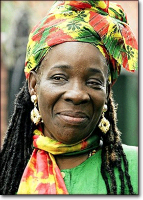 Photo Rita Marley