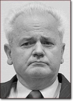 Photo Slobodan Milosevic