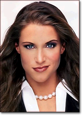 Photo Stephanie McMahon-Levesque
