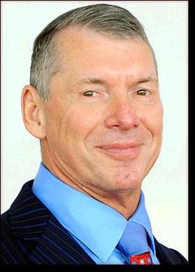 Photo Vince McMahon