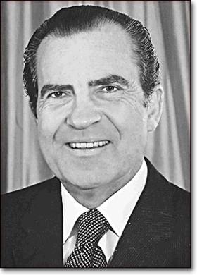 Photo Richard Nixon