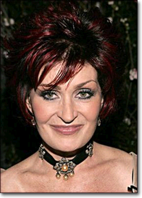 Photo Sharon Osbourne